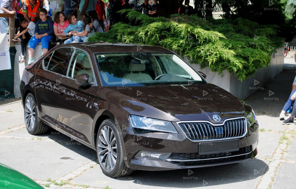 Диагностика ошибок сканером Škoda Superb в Красногорске